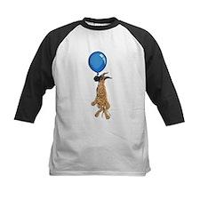 C Brindle Balloon Pup Tee