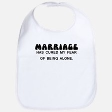MARRIAGE Bib