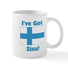 Finnish Sisu Mug