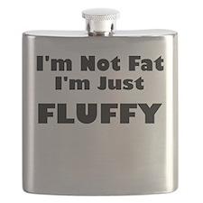 im not fat im just fluffy Flask