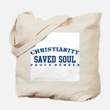 Saved Soul - Christianity Tote Bag