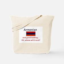 Good Looking Armenian Tote Bag