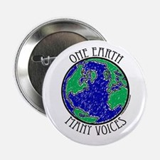 One Earth Button