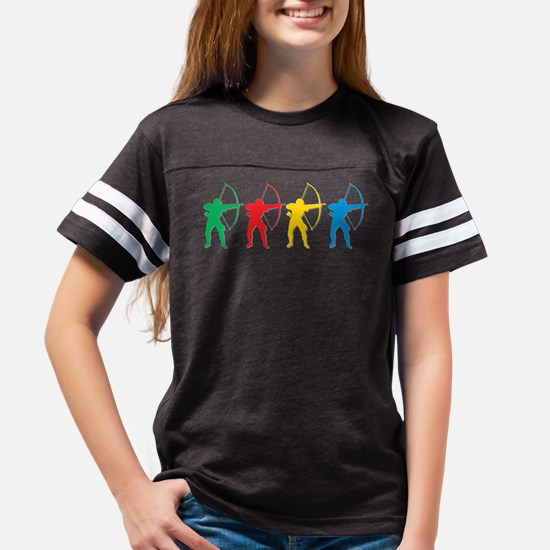 Archery Archers Youth Football Shirt