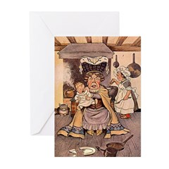 Winter 6 Greeting Cards (Pk of 10)