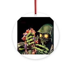 Zombie Grip Ornament (Round)
