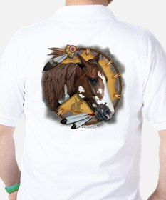 War Pony & Shield T-Shirt