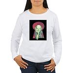 Through the Keyhole Women's Long Sleeve T-Shirt