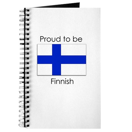 Proud to be Finnish Journal
