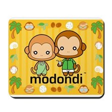 Eddie Marie Tropical Mousepad