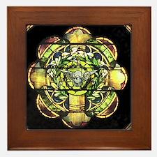 Holy Spirit Framed Tile