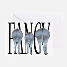 FANCY ASS Greeting Cards (Pk of 10)
