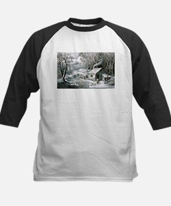 Home in the wilderness - 1870 Tee