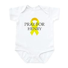 Pray for Henry Infant Bodysuit
