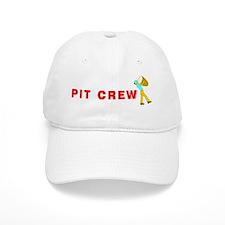 Pit Crew Band Parent Baseball Cap