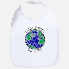 One Earth #2 Bib