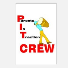 Pit Crew Band Parent Postcards (Package of 8)