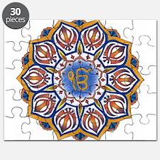 Ek Onkar Mandala Puzzle
