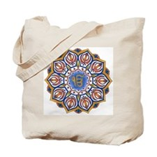 Ek Onkar Mandala Tote Bag