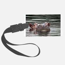 Hippo 001 Luggage Tag