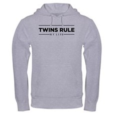 TWINS RULE My Life Hoodie