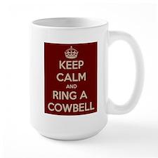 Keep Calm - Ring a Cowbell Mugs