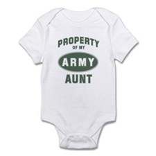 Property of my Aunt Infant Bodysuit