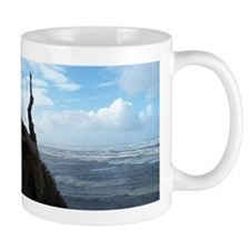 Pacific Seascape II Small Mugs