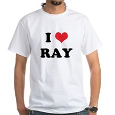 I Heart RAY Shirt
