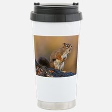 Singing Squirrel Travel Mug
