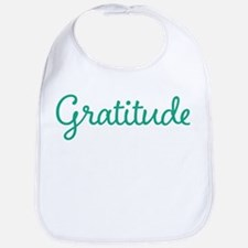Gratitude Baby Bib