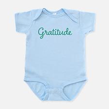 Gratitude Body Suit