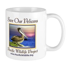 Save Our Pelicans Mug