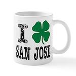 San Jose Irish Mugs