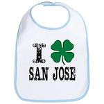 San Jose Irish Bib