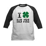 San Jose Irish Baseball Jersey