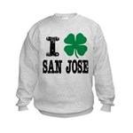 San Jose Irish Sweatshirt