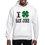 San Jose Irish Hoodie