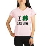 San Jose Irish Performance Dry T-Shirt