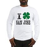 San Jose Irish Long Sleeve T-Shirt