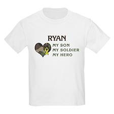 Ryan: My Hero Kids T-Shirt