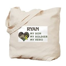 Ryan: My Hero Tote Bag