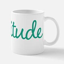 Gratitude Mugs