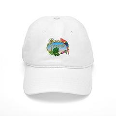 Parrot Cacher Baseball Cap