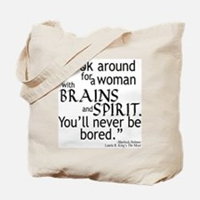 Cool Sherlock holmes Tote Bag