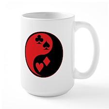 Yin Yang Cards Mug