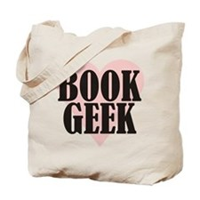 Book Geek Tote Bag
