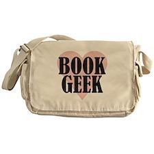 Book Geek Messenger Bag