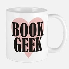 Book Geek Mugs