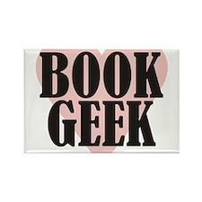 Book Geek Magnets